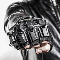 Тактический CS Половина Finger перчатки спецназ перчатки фитнес Военные перчатки Militar перчатки противоскользящие