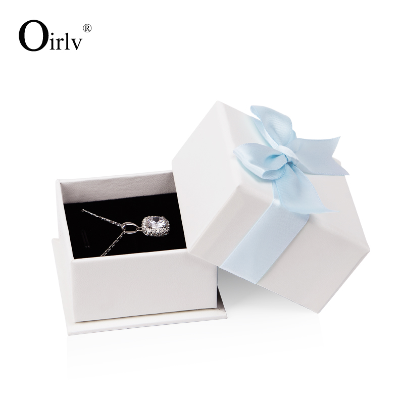 Oirlv free shipping custom white and pink leatherette paper