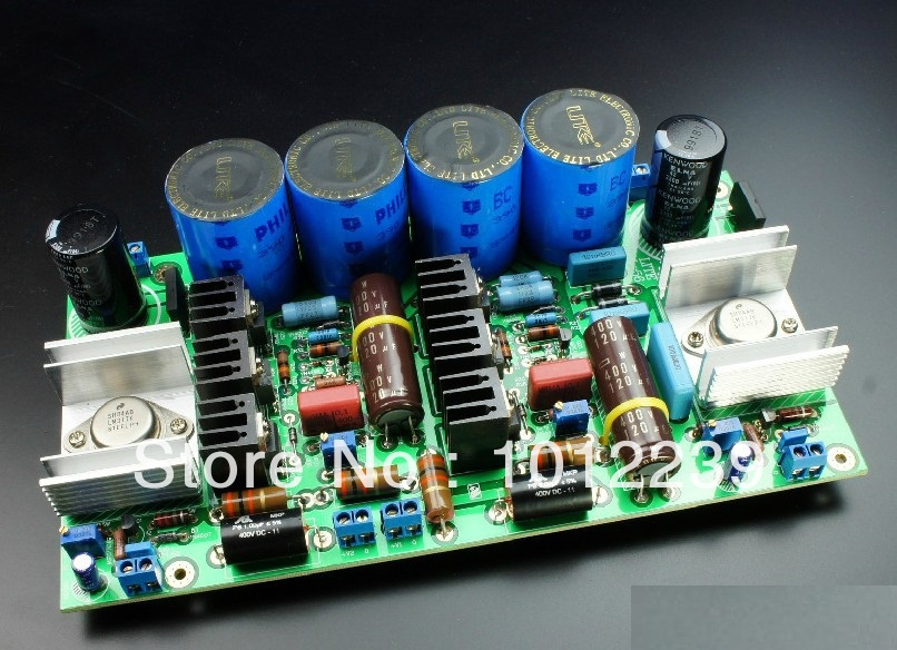 Assembled LS56 transistor power supply board Tube preamp Universal