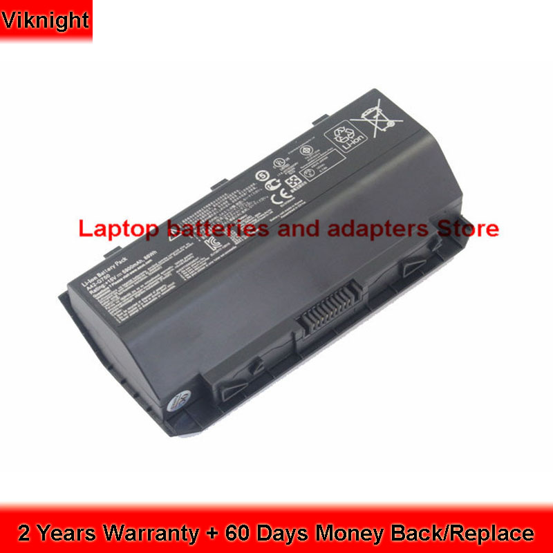 15V 5900mAh A42-G750 A42G750 Battery For Asus G750 ROG G750 G750JH G750JM G750JW G750JX G750JZ Laptop Battery 19 5v 9 23a laptop charger adp 180mb f fa180pm111 ac power adapter for asus rog g750 g751 g750j g751j g750jm g751jm g750js