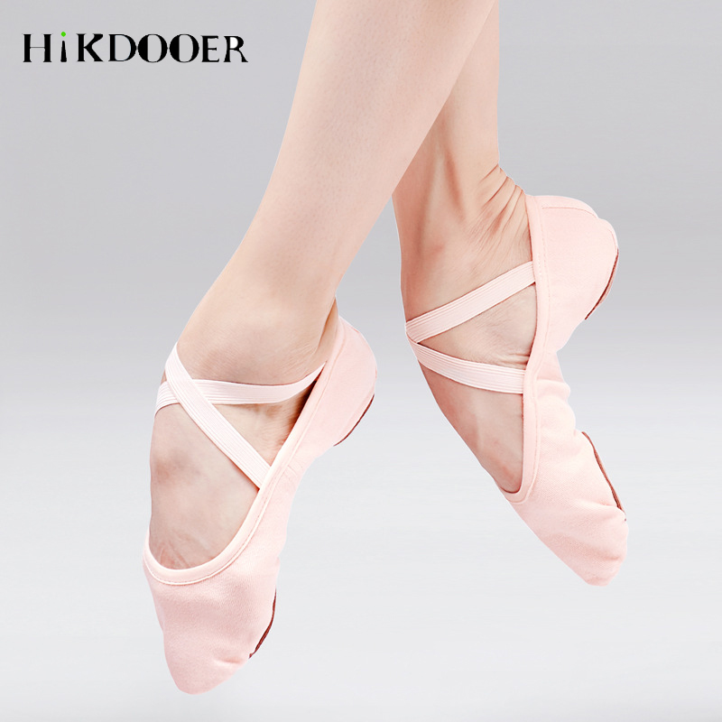 Sue Supply Adult Dance Shoes Children Dance Shoes Soft Bottom Shoes Cat Claw Shoes Yoga Shoes Ballet for Girls Women