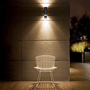 livre 10 w lâmpada parede ip54 para cima baixo suporte lâmpada