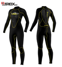 SLINX DISCOVER 1107 5mm Neoprene Neoprene Swimming,Surfing Wet Suit Swimsuit Equipment Jumpsuit Full Bodysuit