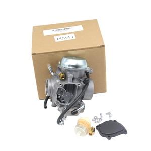 Image 3 - ZSDTRP PD34J Carburetor For Polaris Sportsman 700 4x4 MV7 HAWKEYE 300 400 SCRAMBLER 400 500 BIG BOSS 500 ATV QUAD CARB
