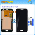 100% tested lcd display with touch digitizer screen For Samsung for galaxy J1 J120 J120F J120M J120H J120DS free shipping + tool
