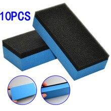 Губка для автомобильного керамического покрытия, 2/510 шт., нано-восковое покрытие, аппликатор, полировальные прокладки 7,5*5*1,5 см, Губка из ЭВА, ...