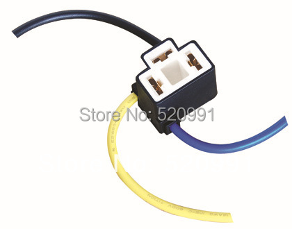 popular wiring harness headlight buy cheap wiring harness h4 female ceramic 50pcs bend angle heat resistance headlight wiring harness lamp holder socket connector adapter