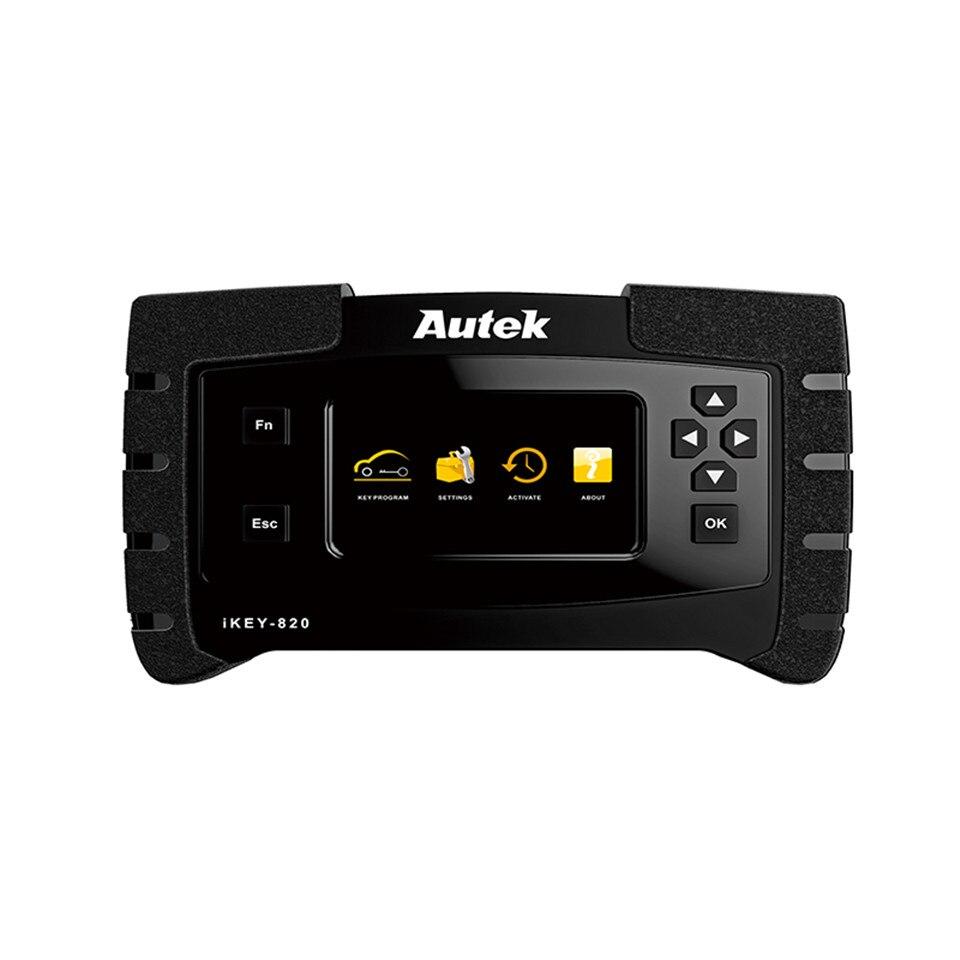 Auto Chiave programmatore chiave auto Autek ikey 820