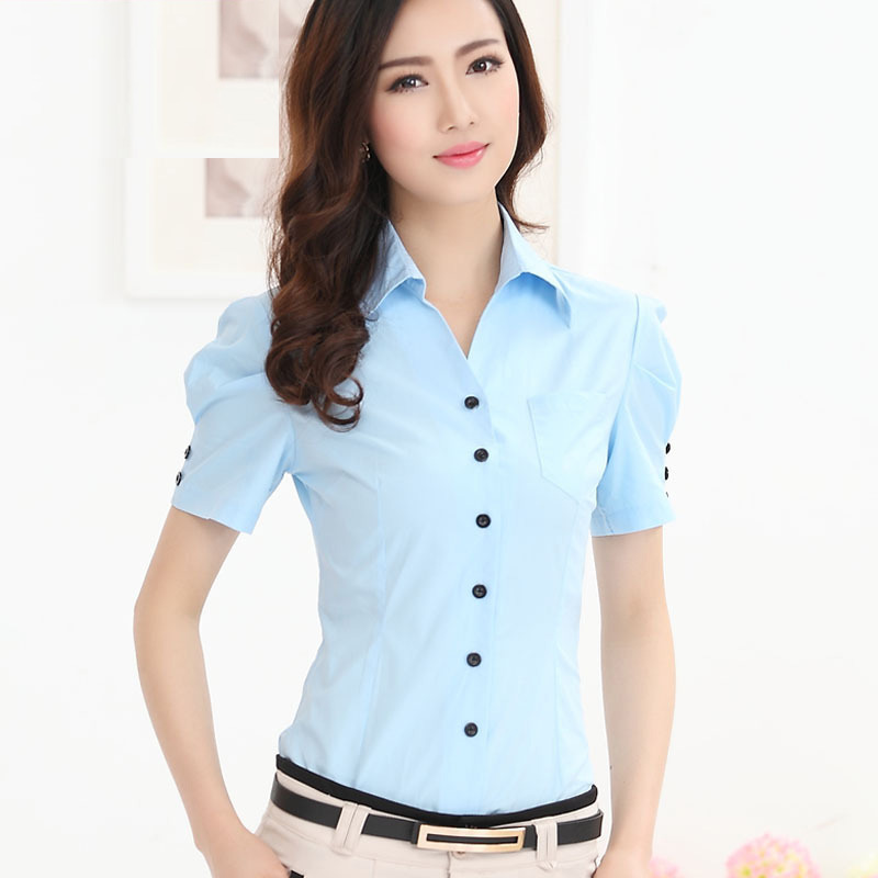 Women's Short Sleeve Dress Shirts | Gommap Blog