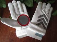 Free Shipping 2pairs Elastic Spandex Plus Velvet Lining Reflective Patrol Gloves Thickening Autumn And Winter Police