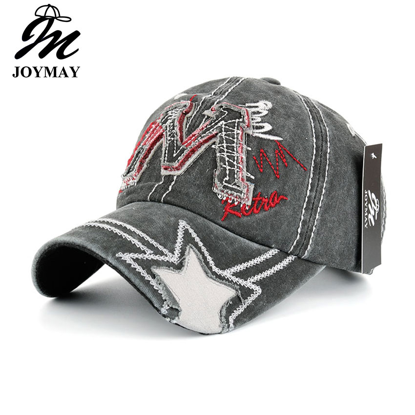 2015 High Quality Summer& Autumn Casual Cotton Women And Men M Letter Embroidery Snapback   Baseball     Caps   Hats B280