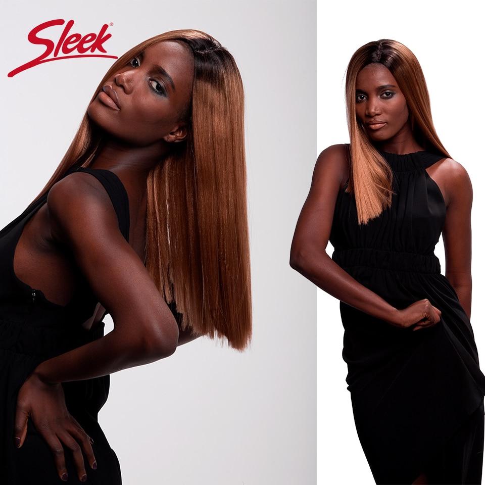 Aliexpress Com Buy Sleek Straight Lace Front Human Hair