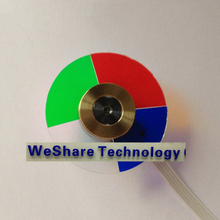 New Projector Color Wheel Model For 2200MP Replacement Color Wheel Colour