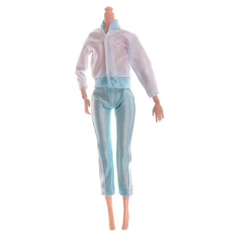 Новый Одежда ручной работы повседневная одежда Блузки спортивные штаны милые топы брюки платье Одежда для куклы аксессуары подарок детей