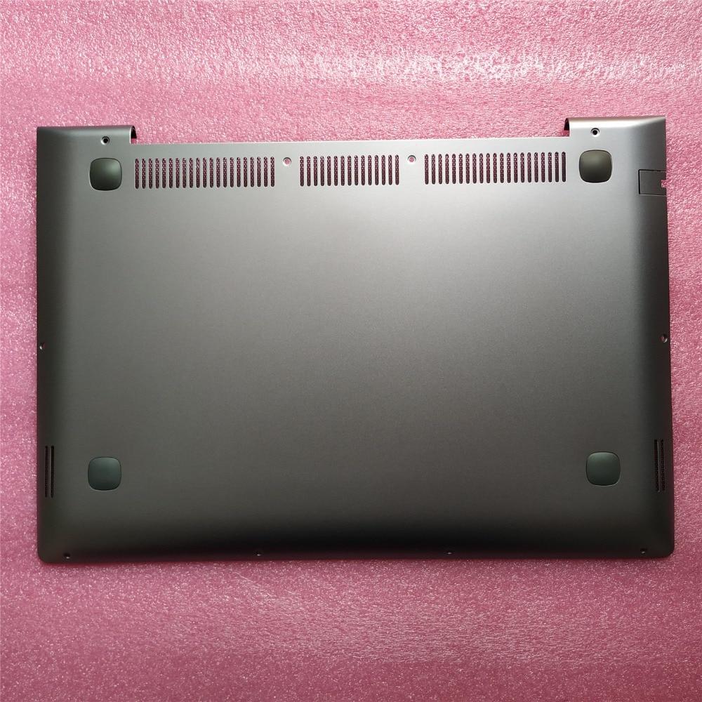 New Original For Lenovo U430 U430P Laptop LCD Back Cover Gray 3CLZ9LCLV50  Non-touch