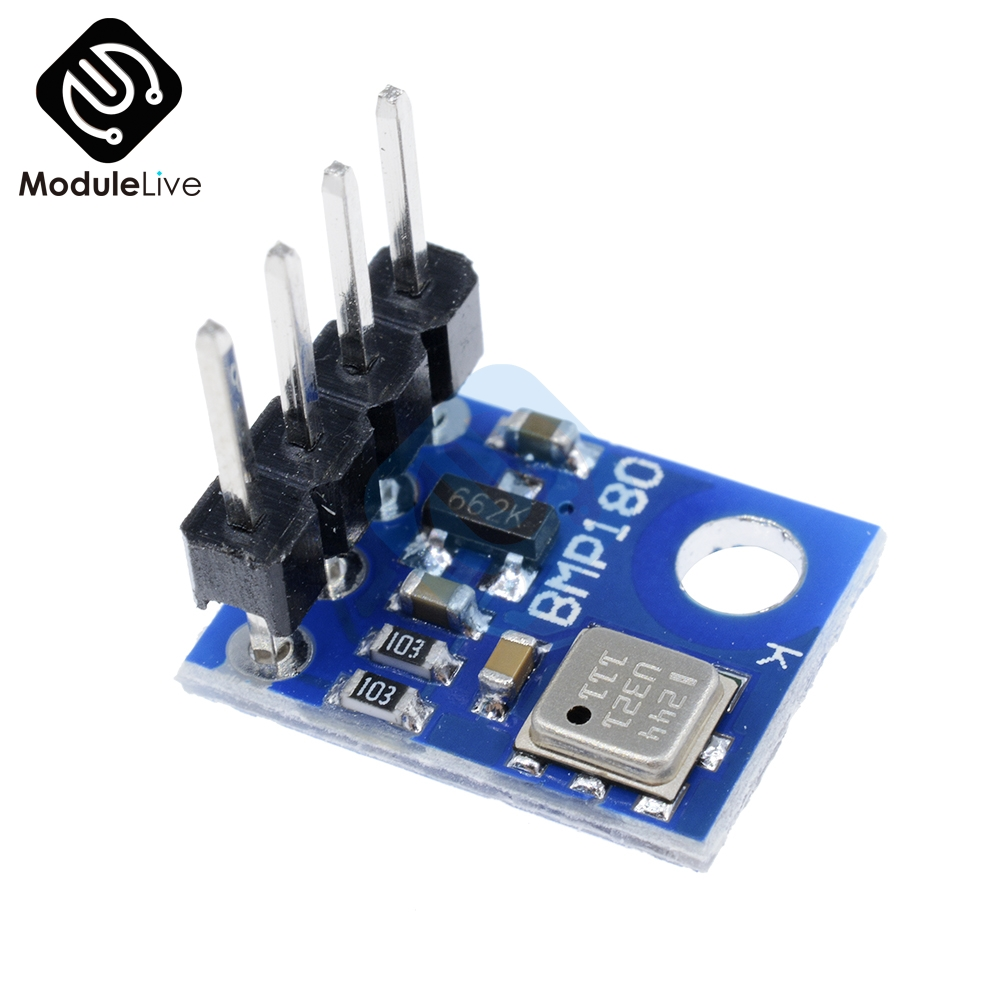 GY-68 BMP180 Digital Barometric Pressure Sensor Module IIC I2C Values 1M Accurary Low Battery Using For Arduino Replace BMP085 low power digital design using asynchronous logic