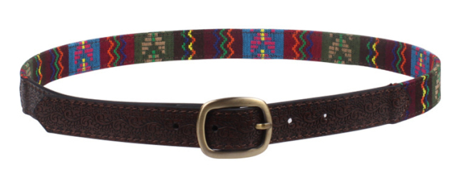 Hot Sale Colorful Embroidered Decorative Belts