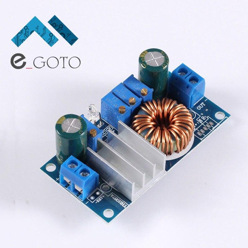 5A DC-DC MPPT солнечной энергии контроллер <font><b>Buck</b></font> шаг Подпушка зарядки Батарея совета Модуль постоянный ток Напряжение Зарядное устройство Панель