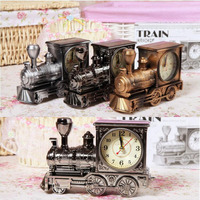 Wholesale Restoring Ancient Ways The Train Design The Locomotive Alarm Clock Creative Restoring Ancient Ways Is