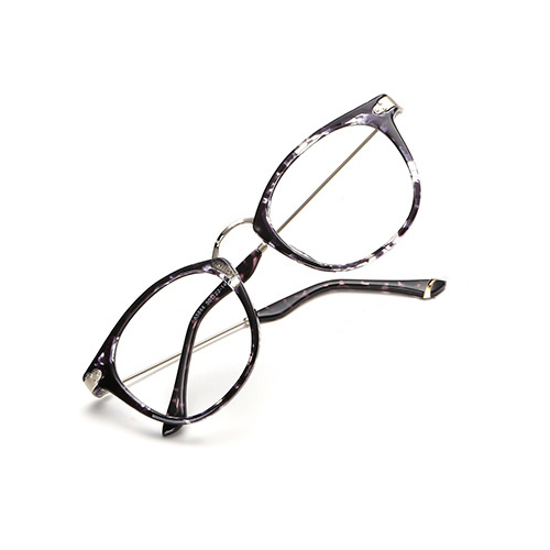 2017 New Arrival Fashion optical clear glasses Frame men Brand eyeglasses metal leg women Myopia spectacles eyewear Frame A5844