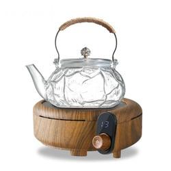 Hot Plates Electric ceramic furnace tea home iron pot mini - brews light wave small