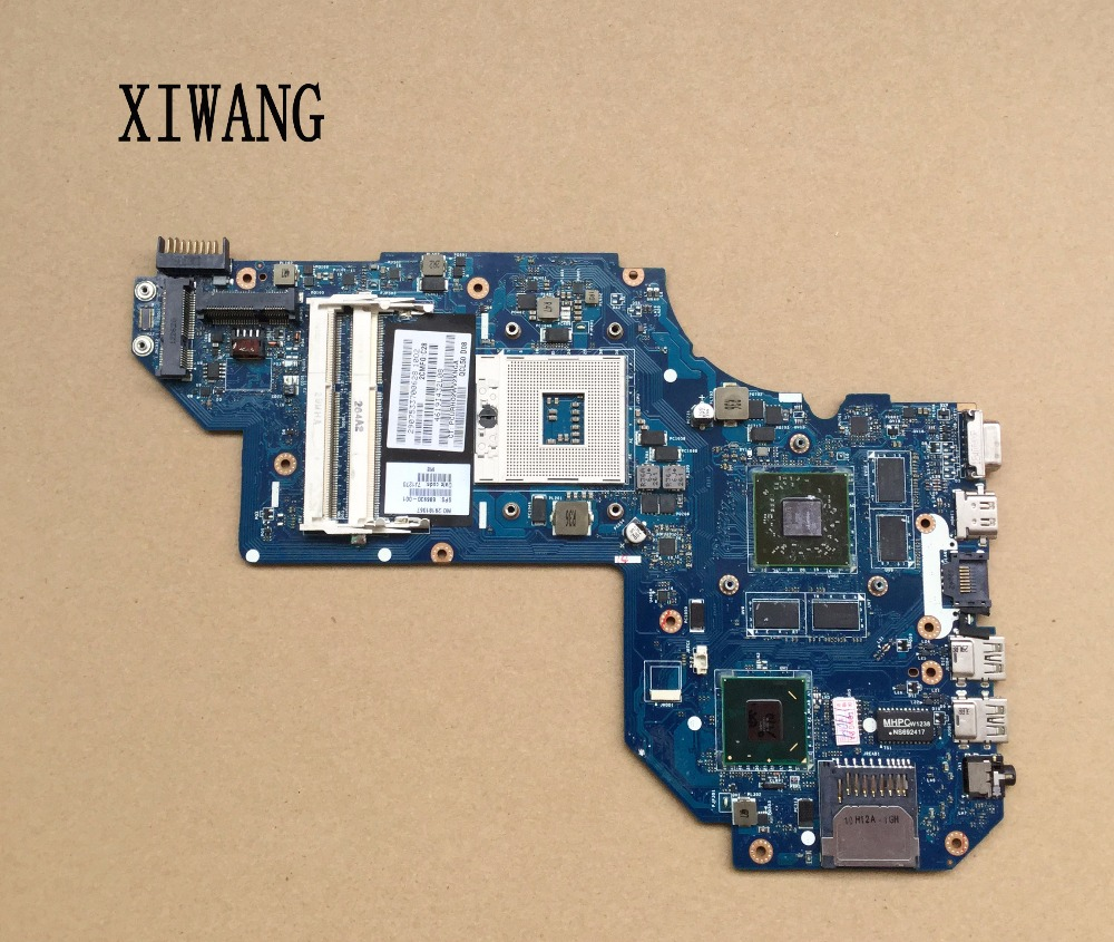цена на Original 686930-001 Main board Fit for HP PAVILION M6 M6-10000 series Notebook PC Mother board 7670M 2GB, 100% working