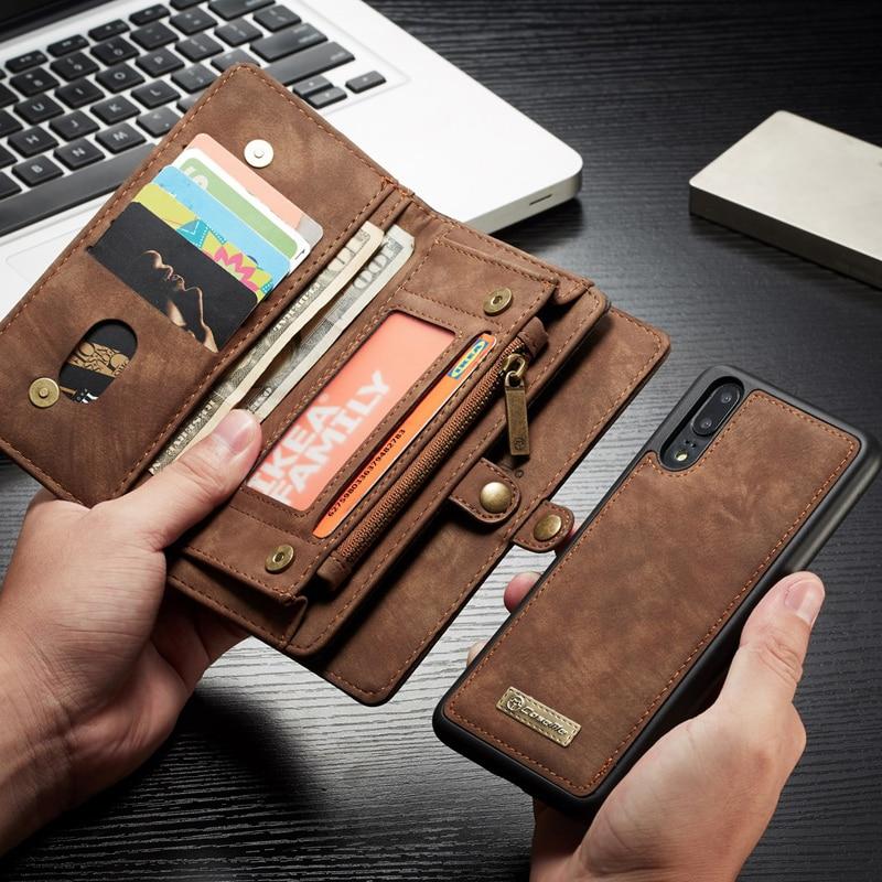 P20/P20 Pro sFor Huawei P20 Lite étui Pro Flip portefeuille en cuir synthétique polyuréthane sur la couverture téléphone sac étui pour Coque Huawei P20 Huwawei P 20 Pro