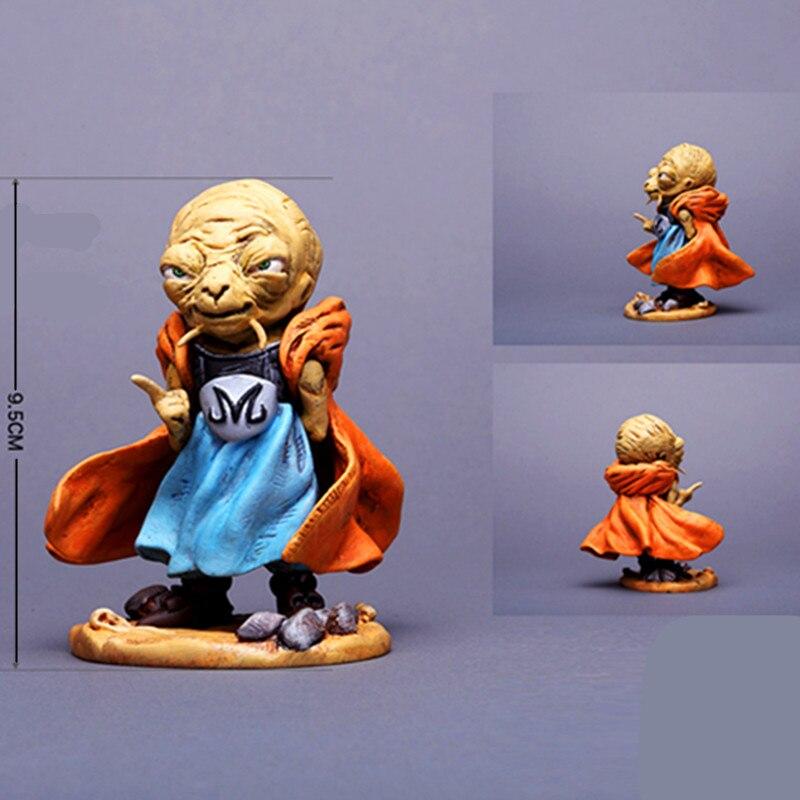 Dessin animé Dragon Ball Z Super Saiyan 3 vilain Force utilisateur Babidi GK résine Statue figurine Action Collection modèle décoration X94