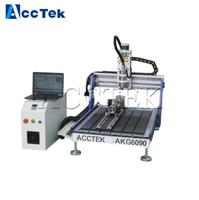 Acctek new 6012/6090/1212 cheap mini cnc machine /mini router cnc