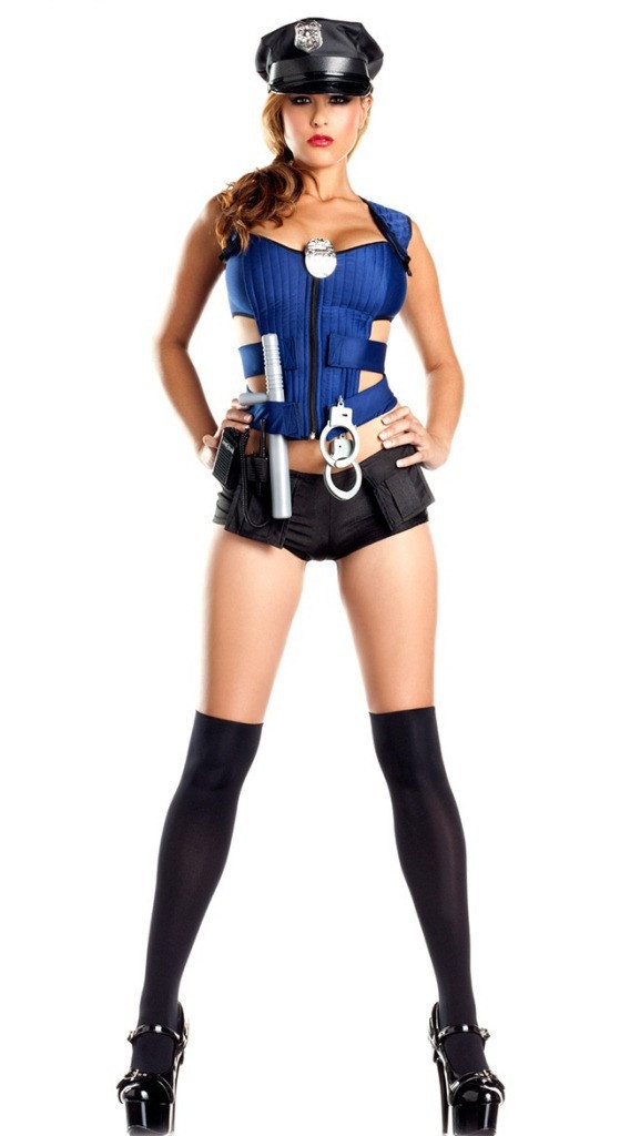sexy rookie cop costume 88869 88869 1