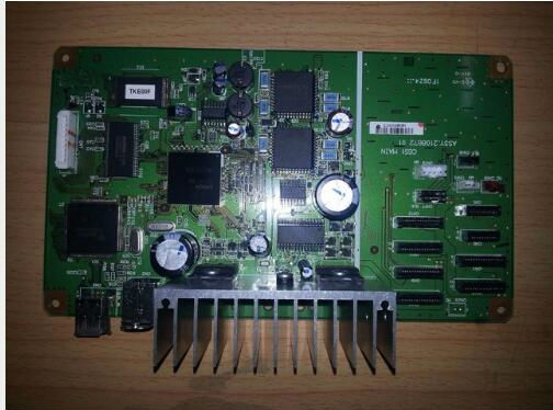 MAIN BOARD LOGIC BOARD C589 MAIN FOR EPSON R1800 R2400 G5000 PRINTER