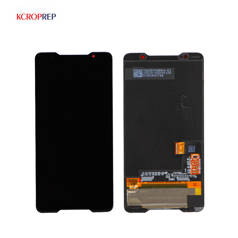 6 0 For ASUS ROG ZS600KL AMOLED LCD Display Screen And Touch Panel Digitizer For Asus