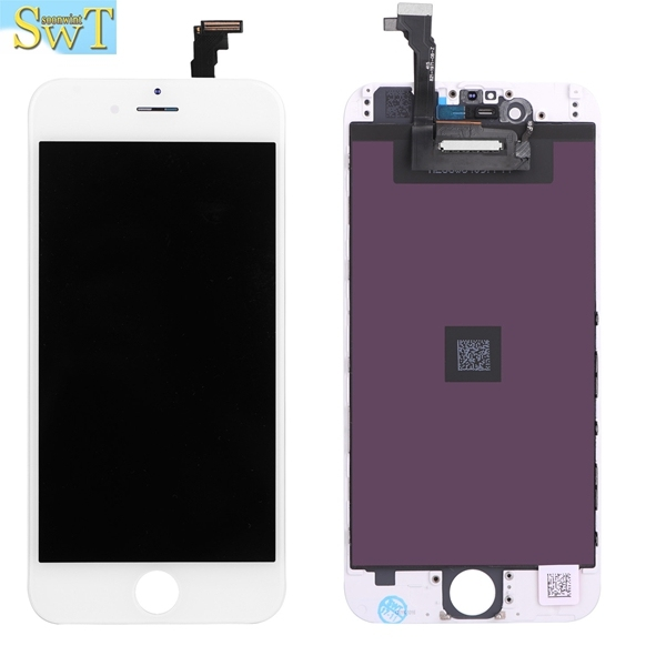 Mobile phone display for iphone 6 LCD assembly screen replacement 4.7 copy for apple iphone 6 touch screen digitizer