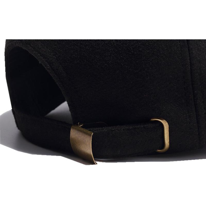 black trucker hat 9