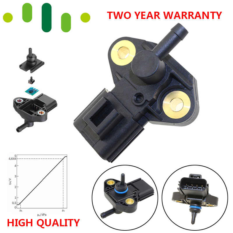 Fuel Injection Pressure Sensor For Ford Escape Explorer