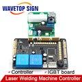 Лазерный сварочный аппарат контроллер + лазерная сварочная машина IGBT доска