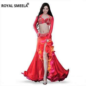 Hot Sale New design top grade high quality women belly dance costume set belly dancing clothes bellydance dress Free shipping