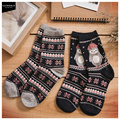 free shipping Specials 2015 new winter socks cotton socks snowflake penguin group 18,002,064 Socks