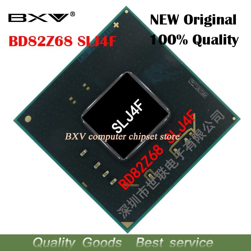 1 pcs BD82Z68 SLJ4F 100% original Novo frete grátis