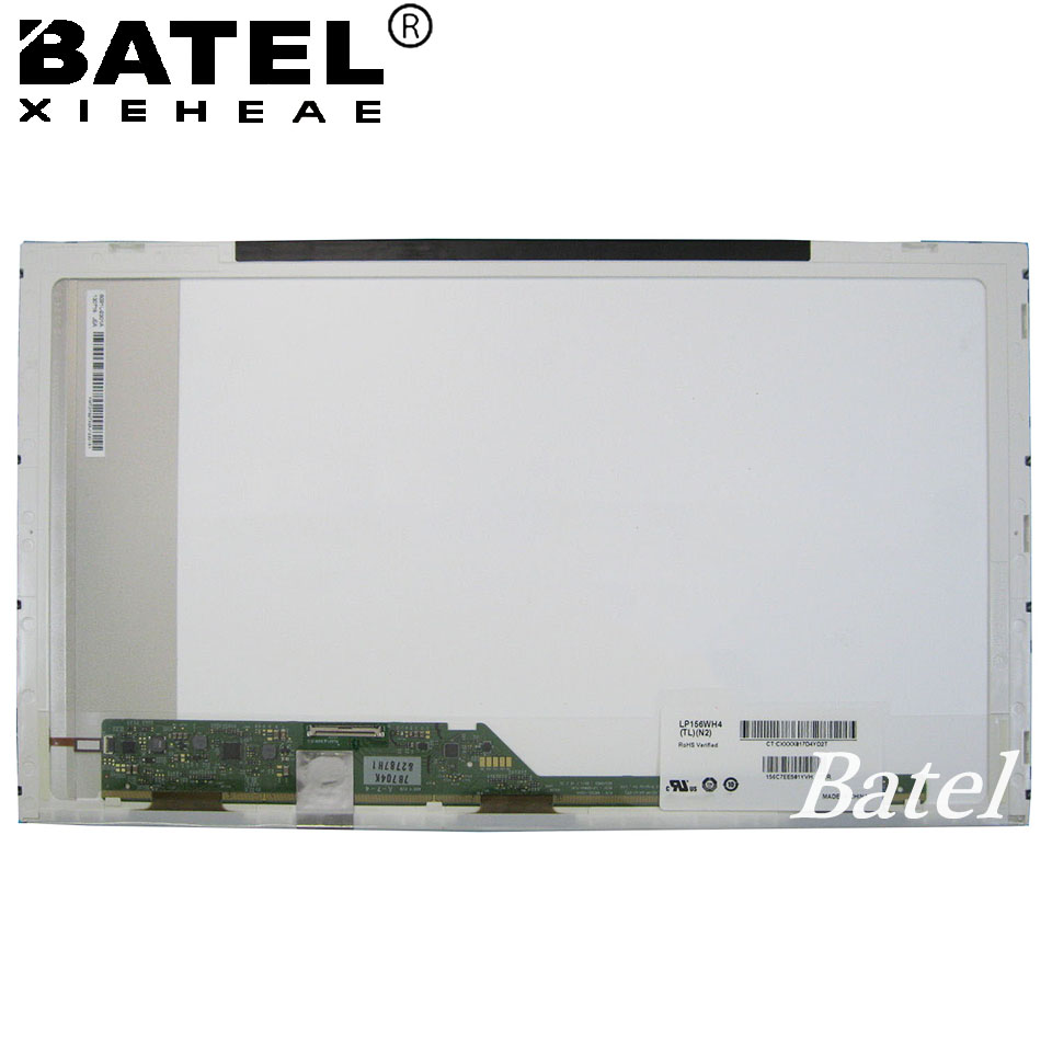 LP156WH4 TL D1 Laptop LCD Screen LP156WH4 TLD1 (TL)(D1) 15.6 HD 1366X768 GlossyReplacement for lg display платье рубашка в полоску dynastie