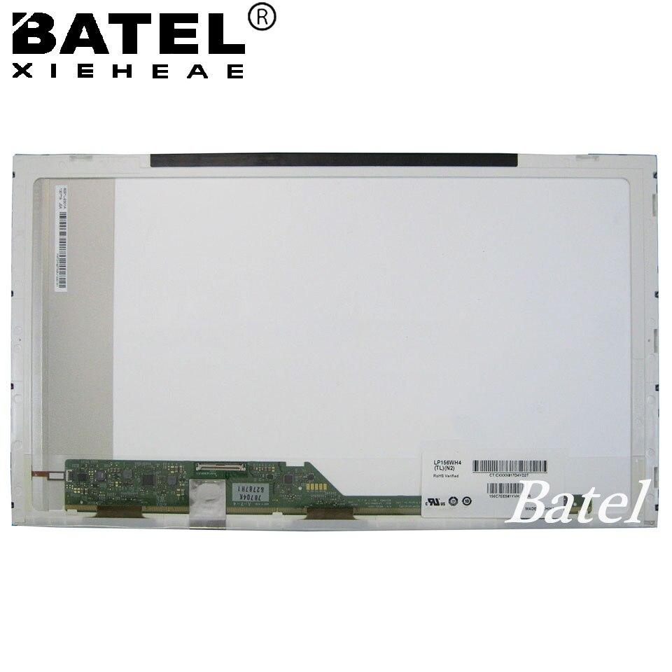 цена на LP156WH4 TL D1 Laptop LCD Screen LP156WH4 TLD1 (TL)(D1) 15.6 HD 1366X768 GlossyReplacement