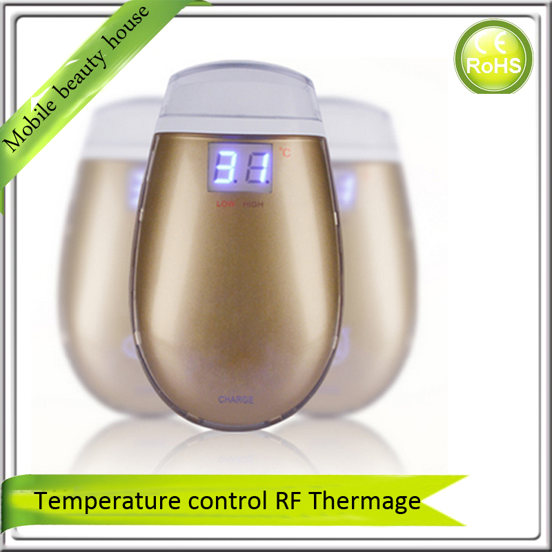 Здесь продается  New Best LCD Display Smart Temeprature Control Face Beauty Vibrating RF Face Beauty Slimming Tightening Wrinkle Remove Massager   Красота и здоровье