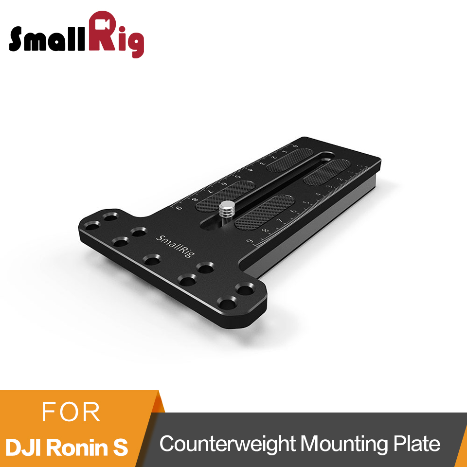 SmallRig Counterweight Mounting Plate With 1/4