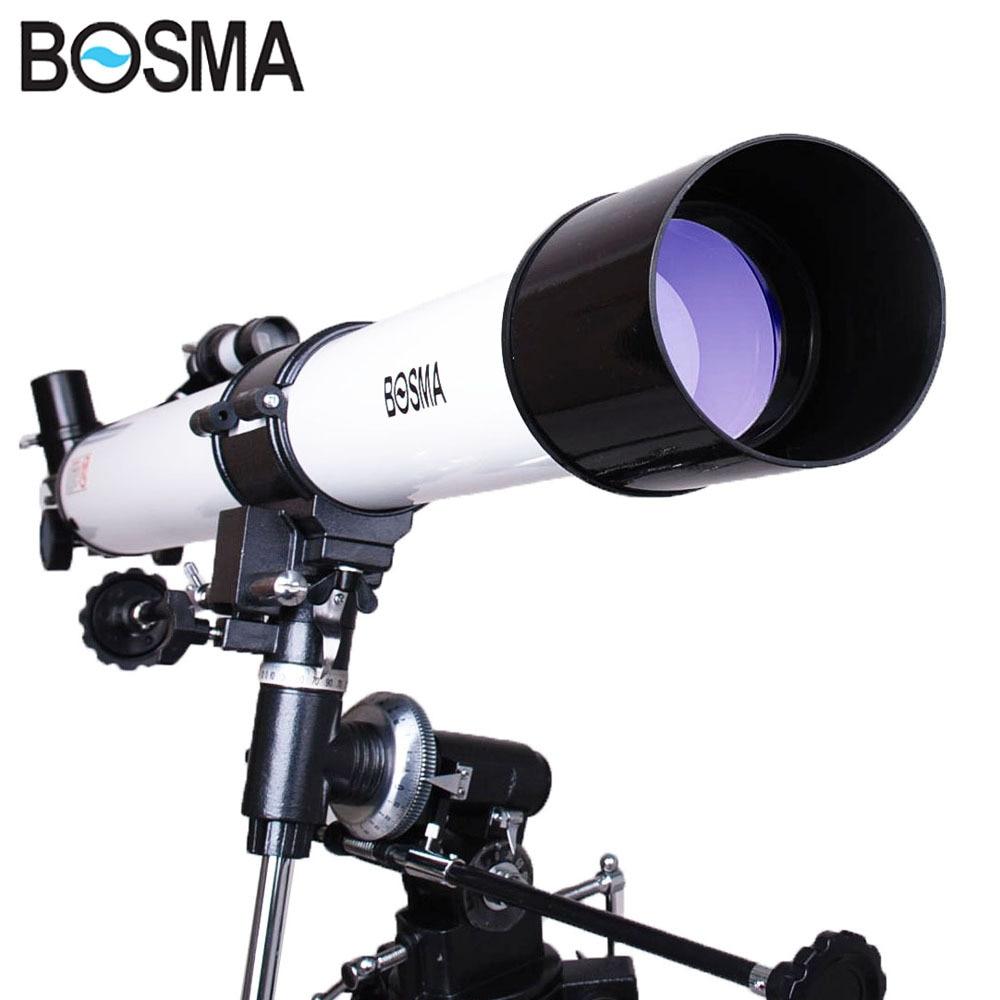 Authentic Bosma HD high-powered telescope 70EQ professional Astronomical Telescope