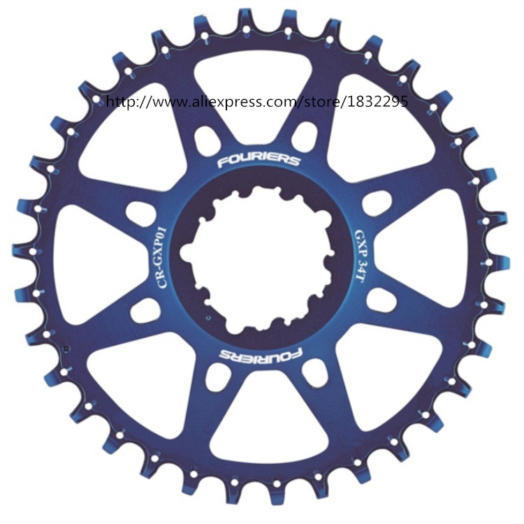 CNC Aluminum Alloy  chainring MTB Bike gear for  XX1/X0/X9/GXP /Mountain bike Chain Wheel  accessories sram xx1 x9 xo gxp bb30