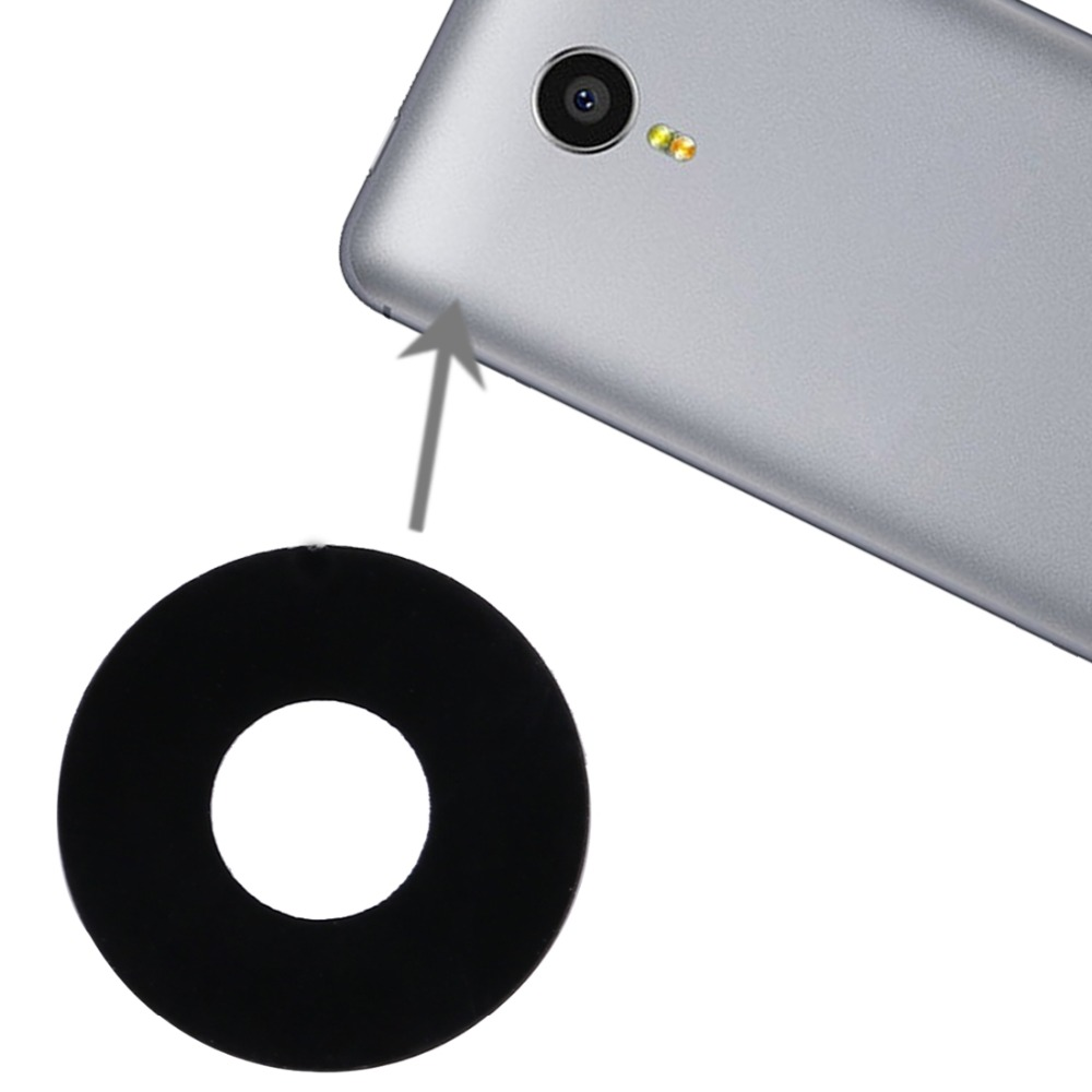 iPartsBuy New forMeizu MX4 Back Camera Lens