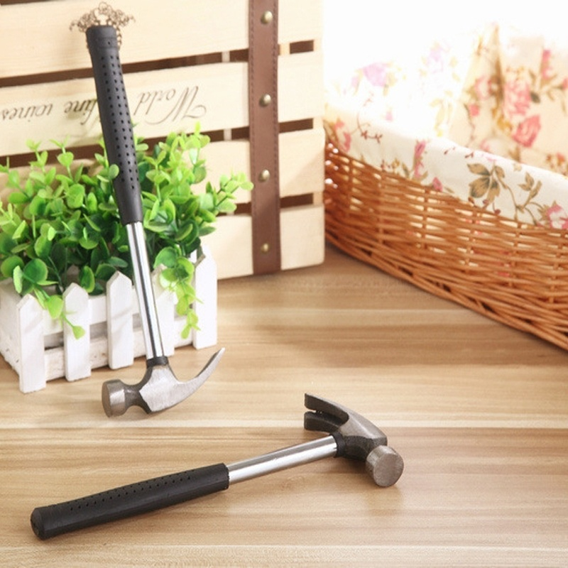 250mm High Quality Claw Hammer Household Safety And Car Emergency Escape Hammer