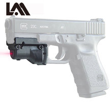 LAMBUL Tactical 5mw Red Laser sight Scope red dot for Glock 19 23 22 17 21 37 31 20 34 35 38 Pistol Rifle Airsoft Hunting