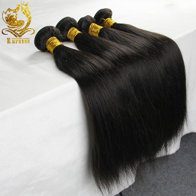 Cambodian Human Hair Bundles Unprocessed 8A Virgin Hair Silk Straight Cambodian Virgin Hair Weft Queen Hair products