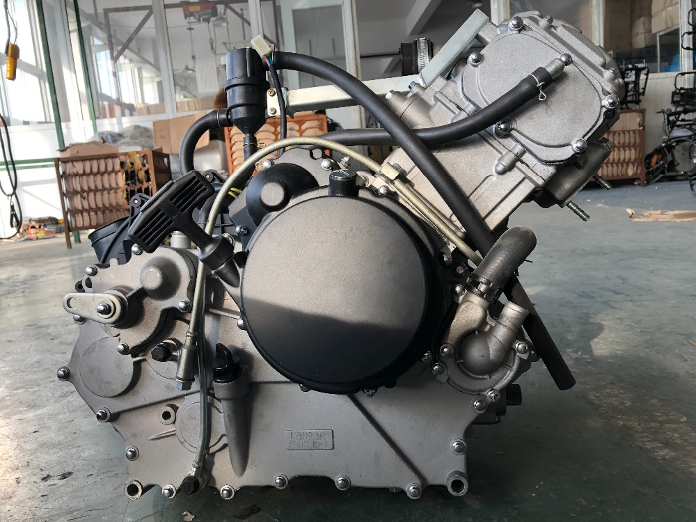 The whole engine For 500 500CC Kazuma Jaguar XinYang ATV UTV Engine Parts
